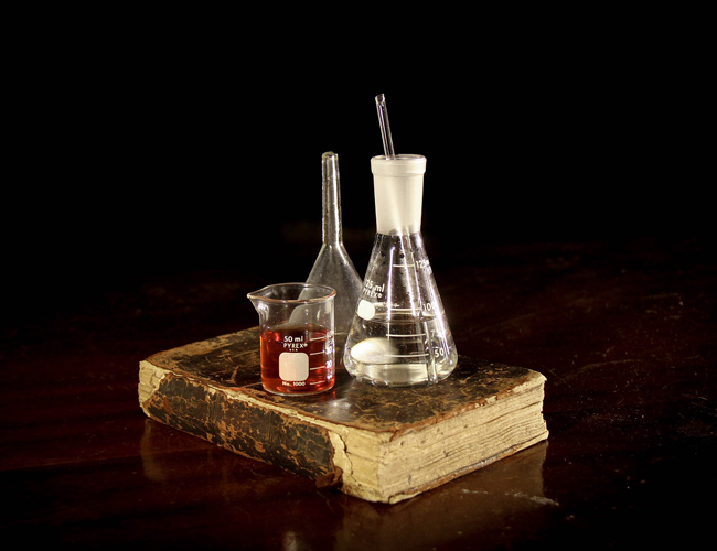 Le lithium dans la transmutation alchimique